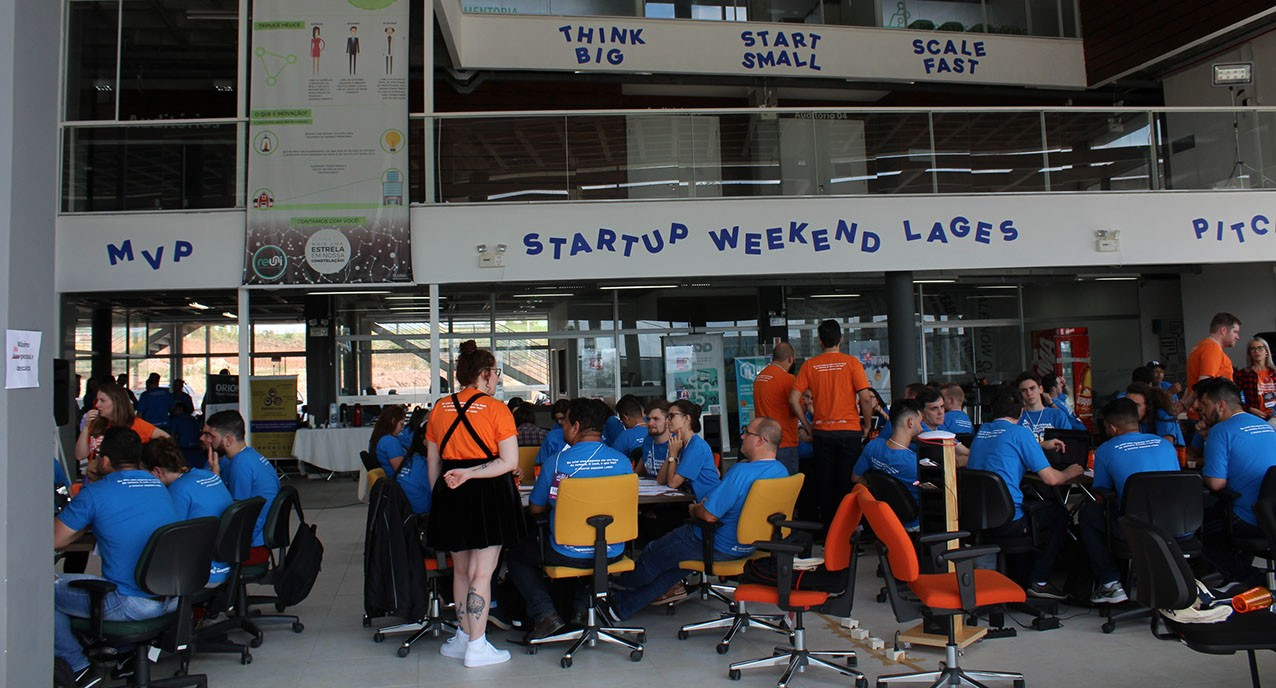 Startup Weekend Lages foi um sucesso