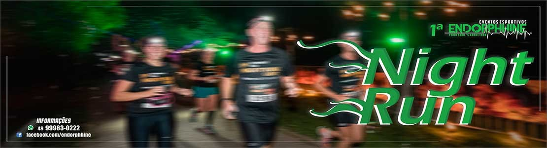 Garden Shopping promove a 1ª Endorphhine Night Run