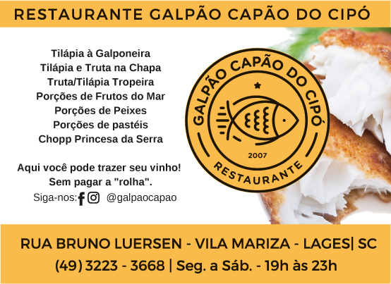 Galpão do Cipó