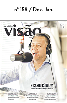 Revista Visão Dez / Jan   #158
